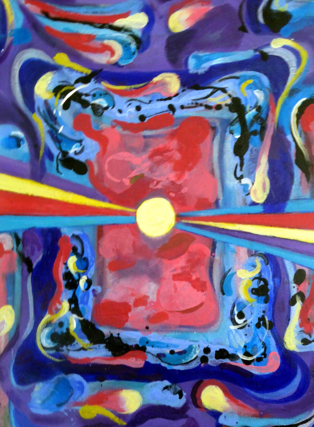Piers Butler - Jupiter-Rising-20-x-30-in