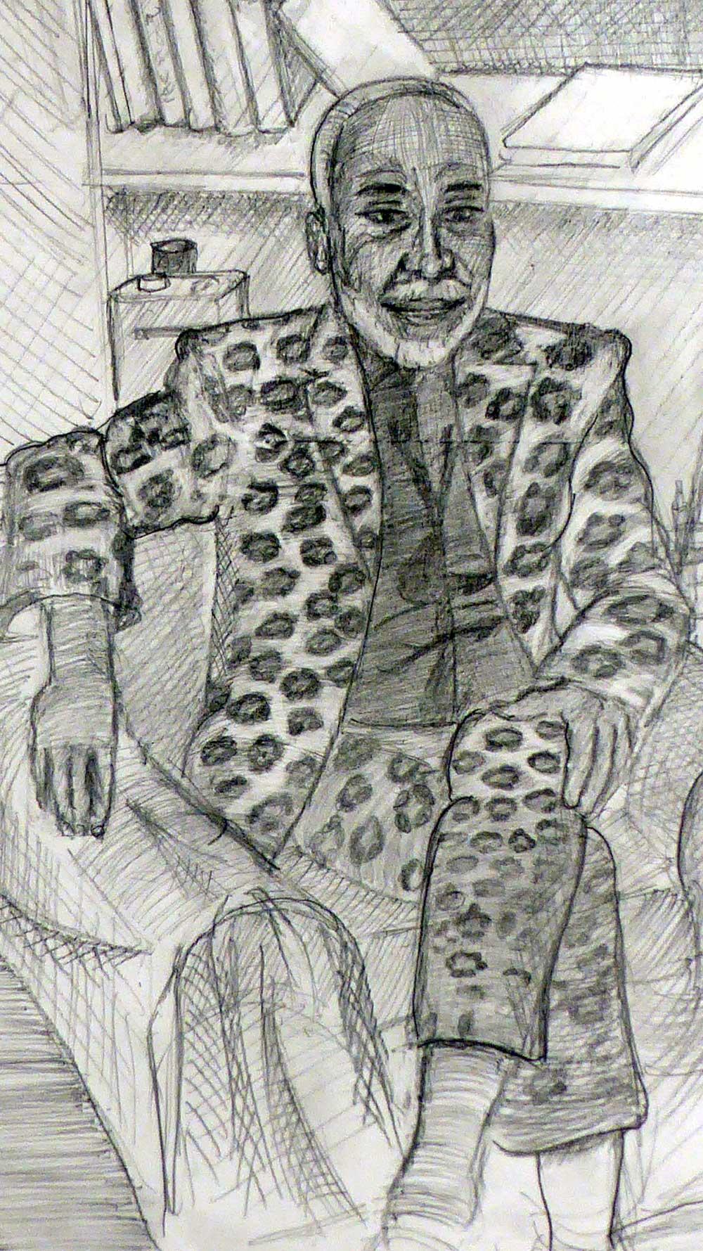 Piers Butler artist